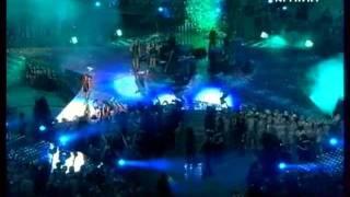 Download Rihanna Performing ''Umbrella'' at Shakhtar Donetsk 75th Anniversary MP3 song and Music Video