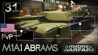 M1A1 Abrams dwie tragiczne bitwy - Armored Warfare
