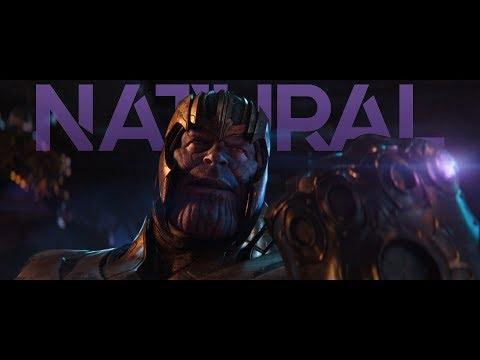 Avengers: Infinity War - NATURAL