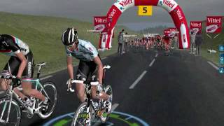Contador vs Schleck PCM 2010 database 2011