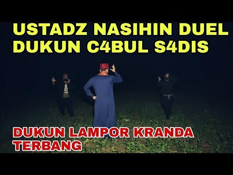 Download 🔴USTADZ NASIHIN DUEL DUKUN LAMPOR DAN DUKUN C4BUL S4DIS ❗