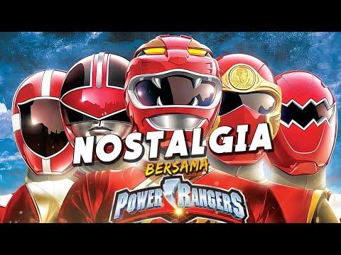 Download POWER RANGERS YANG PERNAH TAYANG DI INDONESIA !! #Nostaltoku