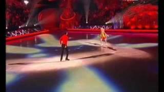 Star ice 2008/11/29, Berezhnaya Cousins