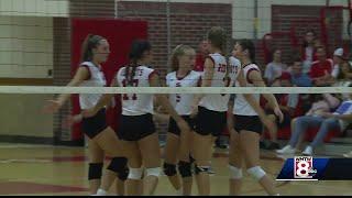 Cape Elizabeth and South Portland volleyball teams win