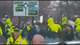 Sheff Utd vs Millwall 2011 - Blades Outside The Sportsman