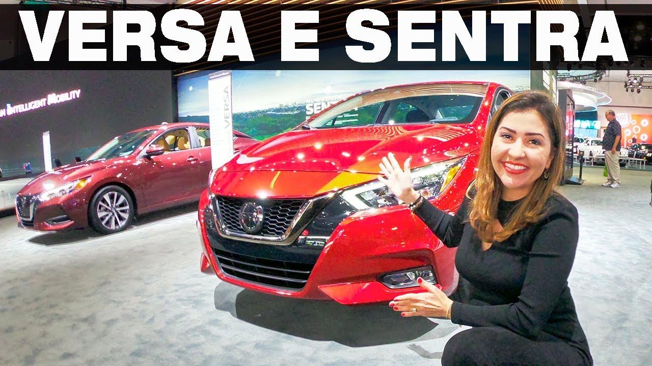 Novo Nissan Versa 2021 J U00e1 Confirmado Para O Brasil