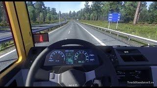 (Euro truck simulator 2) Супер мега дальнобойщик # 42 (Мод МАЗ 6422M)(Моды ETS 2: http://ets-ver2.blogspot.ru/. Ссылка на игру War Thuner : http://c.cpl1.ru/7Z2V ..., 2015-02-23T15:00:30.000Z)