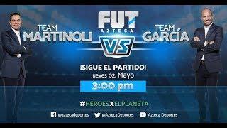 El partido del siglo | Team Martinoli vs Team García