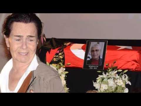 Fatma Girik 57 yıllık aşkına böyle veda etti