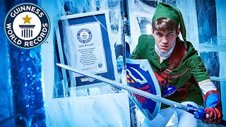 Fastest Completion Of Zelda: Ocarina Of Time - Guinness World Records