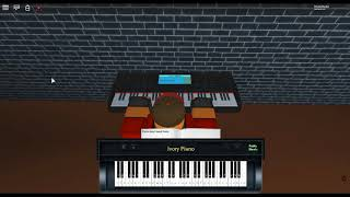 Pumped up Kicks - Torches by: Foster the People on a ROBLOX piano.