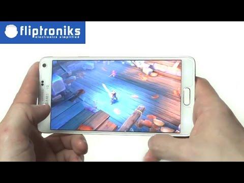 Dungeon Hunter 5 Galaxy Note 4 Gameplay Part 3 - Fliptroniks.com