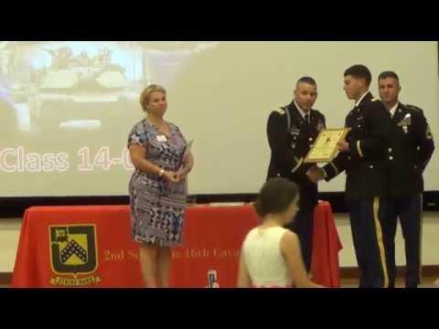 Armor BOLC 14-003 Graduation segment