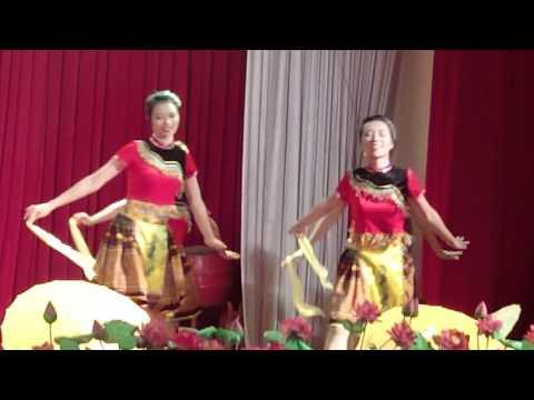 Múa Inh lả ơi - Trường CĐYT Thái Nguyên