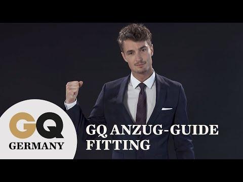 GQ Anzug-Guide   Fitting – Drei Anzüge für drei Anlässe