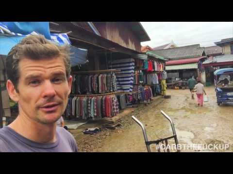 Laos Vegan Vlog