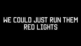 Repeat youtube video Tiesto - Red Lights (Lyrics) 1080
