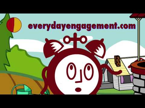 Engagement in Three Minutes
