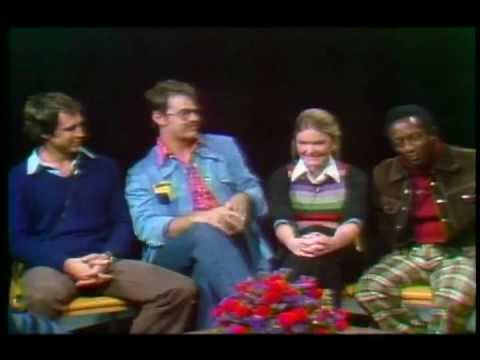 Tom Snyder Interviews the Cast of Saturday Night Live