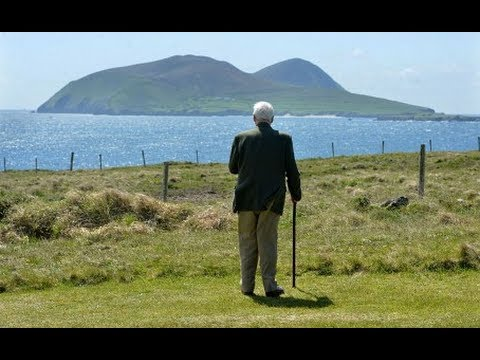 The Last Islandman returns to his birthplace, the Great Blasket