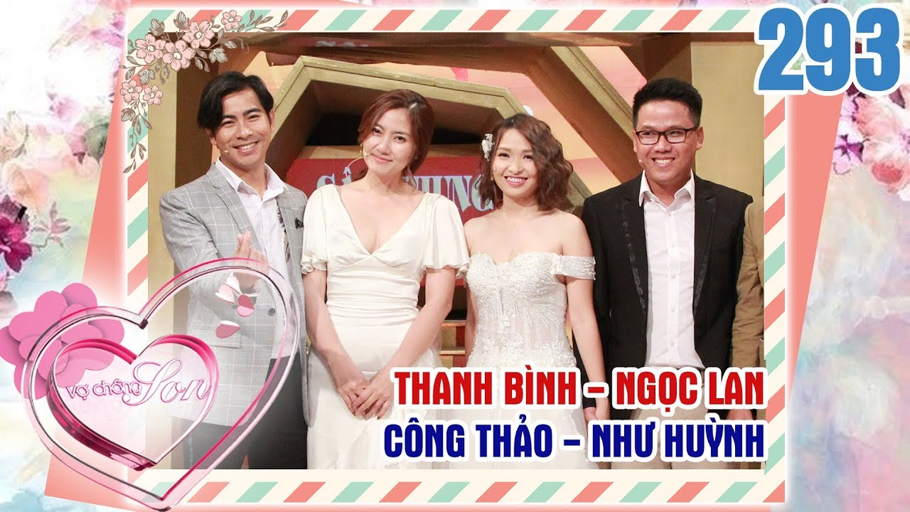 image VỢ CHỒNG SON |VCS #293 UNCUT| Ngọc Lan-Thanh Bình: Tiên đồng ngọc nữ showbiz Việt kể chuyện vợ chồng