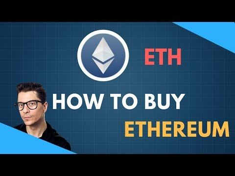 HOW TO BUY ETHEREUM (see new video link in description)