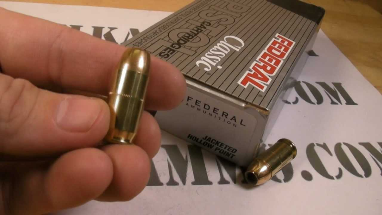 Best  45 ACP Ammo Review 2019: Self-Defense & Practice Range