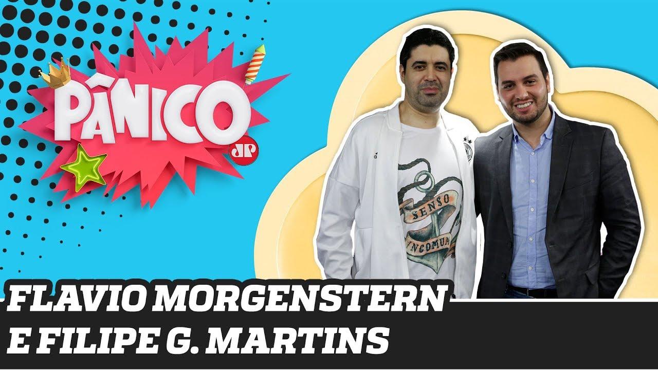 Filipe G. Martins e Flavio Morgenstern | Pânico - 06/12/19
