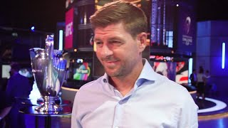 Liverpool legend Steven Gerrard gives his Premier League predictions ahead of the 2017/18 season