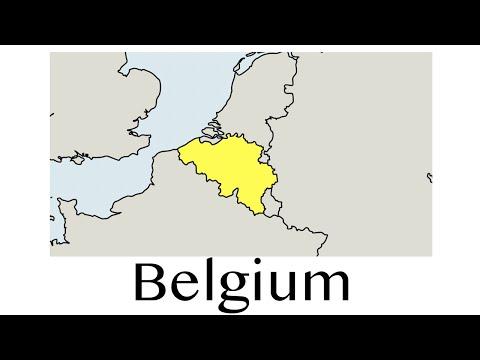 Country Levels - Belgium