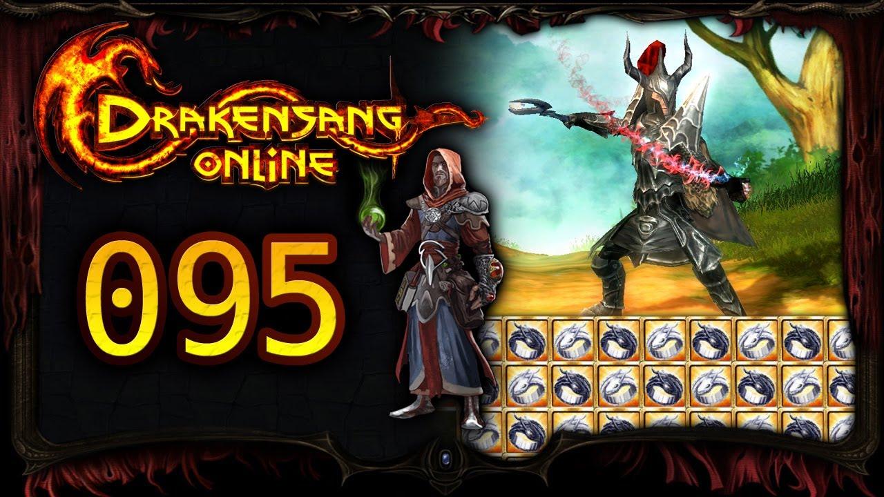 Drakensang Online #095 - Mentor-Bonus, Vorhöfe, Ring des Todes ...