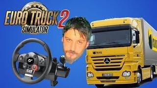 Euro Truck Simulator 2 Türkçe | Laf Lafı Açıyor | İskandinavya