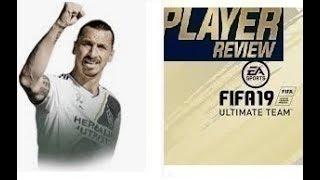 FIFA 19: 92 Flashback Zlatan Ibrahimovic Player Review