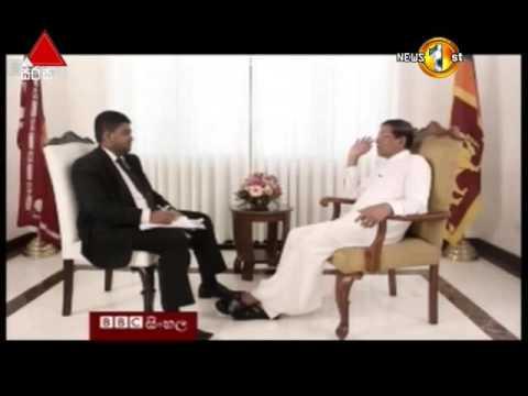 bbc interviwe Prasident 22 01 2016