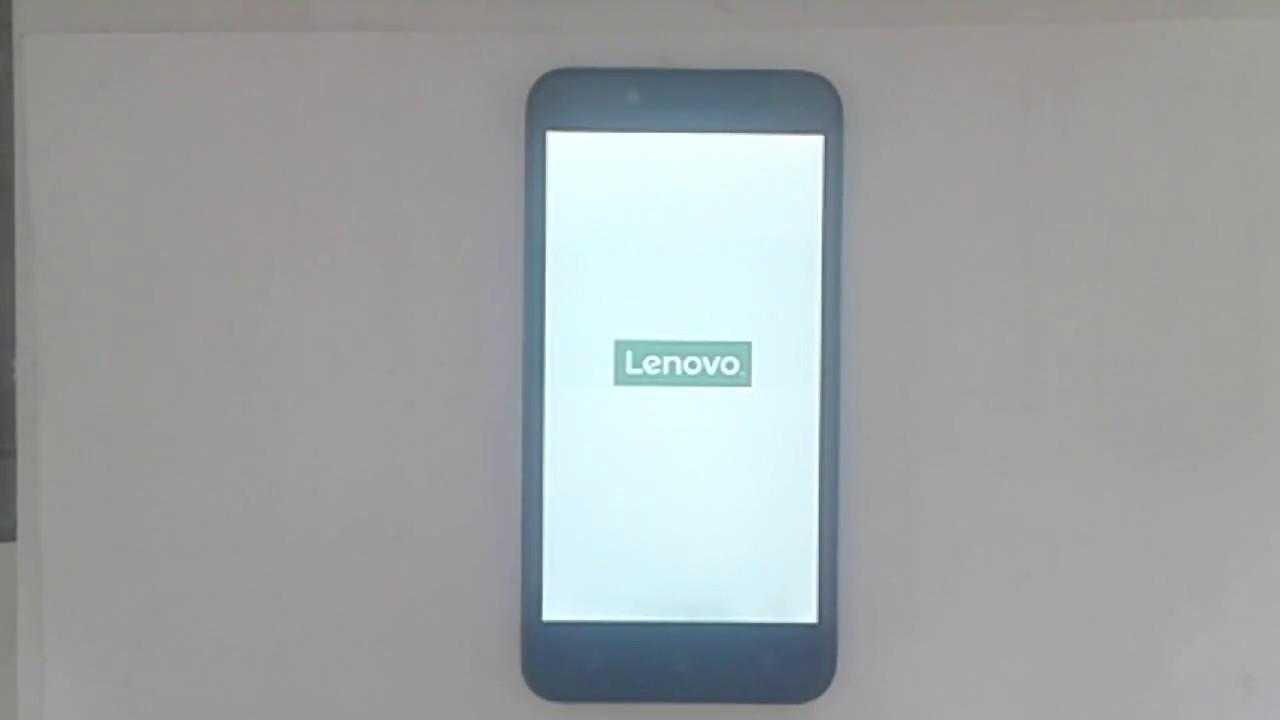 Lenovo Vibe C A2020a40 Bypass Hard Reset Unlock