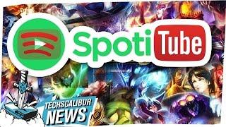 Spotify wird YouTube und LoL VERBANNT Arschlöcher! - Techscalibur News