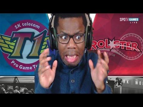 TELECOM WARS || SKT vs KT Reactions