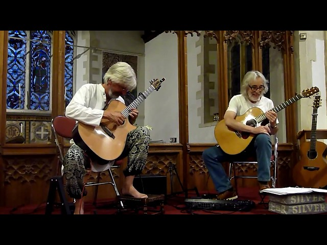 Gordon Giltrap and Nick Hooper play Above The Void