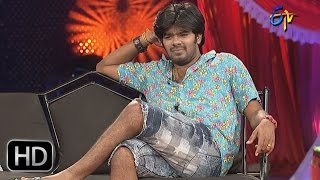 Extra Jabardasth - Sudigaali Sudheer Performance - 16th October 2015 - ఎక్స్ ట్రా జబర్దస్త్