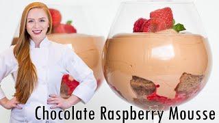 Chocolate Mousse Parfait