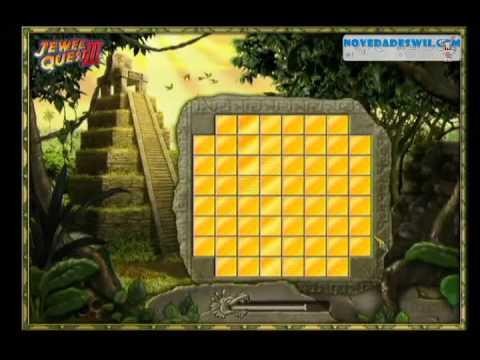 [Wii] Jewel Quest Trilogy primeros minutos de juego. Gameplay