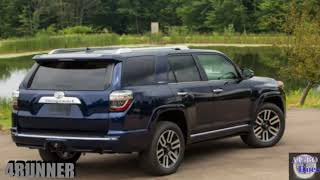 2018 Toyota 4Runner – Expected Release Date And Price
