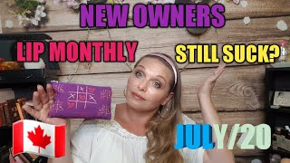 🇨🇦NEW OWNERS? LIP MONTHLY JUNE/20. FULL OF FILLERS?