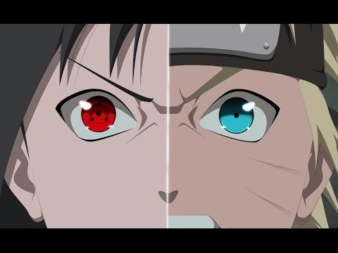 "[AMV] Naruto VS Sasuke | Final Battle - ""Blue Skies"""