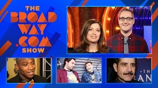 The Broadway.com Show - 11/10/17: THE BAND'S VISIT, THE LION KING & More