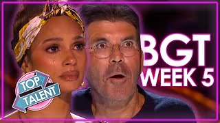 Britain's Got Talent 2020 Auditions! | WEEK 5 | Top Talent