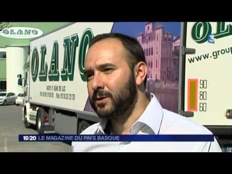 Magazine du Pays basque : Olano, la grande aventure...