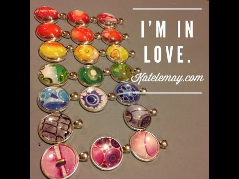 Introducing the Kate Lemay Jewelry Collection! | #Chakra #Art for Conscious Evolution