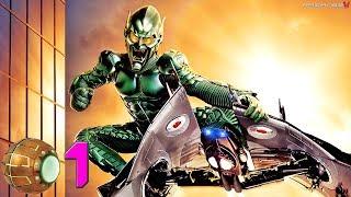 Spider-Man- The Movie (PC) Green Goblin walkthrough part 1