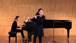 한여진 플룻, Han Yeo Jin Flute, W. A. Mozart / Flute Concerto in G. KV313 1st mvt.
